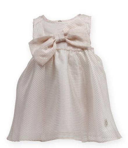 buy online 92c52 e6793 Baby Dior Babykleid / Seidenkleid
