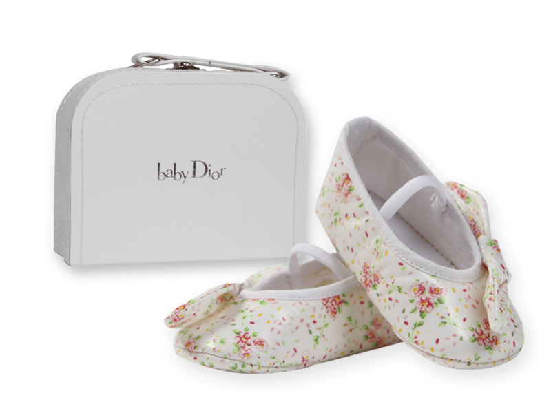 the latest 67acb d438e Baby Dior Babyschuhe