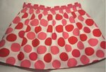 Christian Dior girls skirt summer