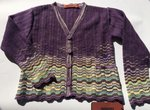 Missoni girls cardigan